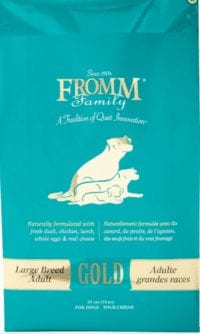 Fromm Large Breed Gold Adult Dog Food