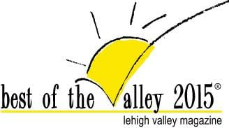 Lehigh Valley Magazine's Best of the Valley 2015 logo - Dog Training & Puppy Classes