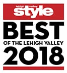 LeHigh Valley Style - Best of the LeHigh Valley 2018 Logo - Dog Training in Allentown, PA