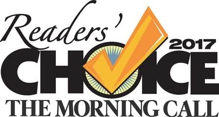 The Morning Call 2017 Reader's Choice Logo - Dog Training in Allentown, PA